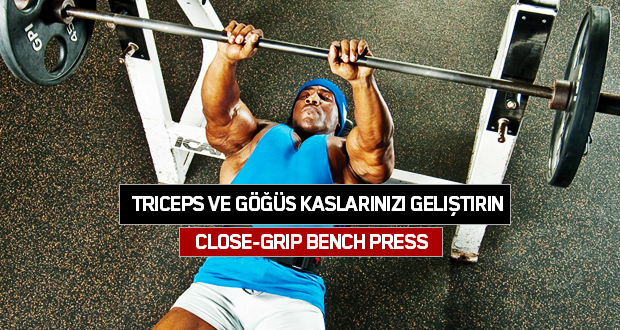 Triceps ve Omuz Kasları