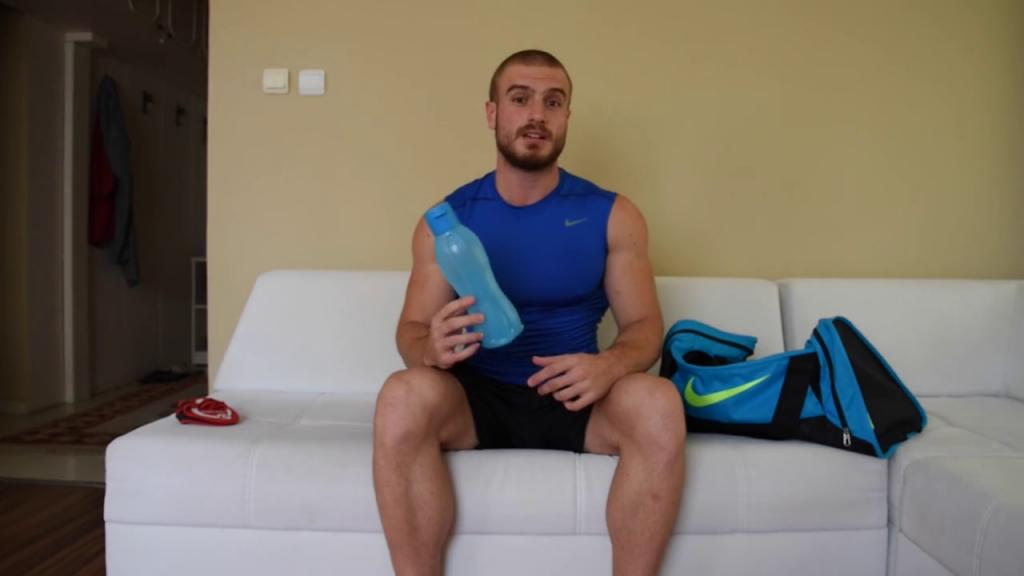 Spor Çantanızda Olması Gereken Ekipmanlar (Video Anlatım)
