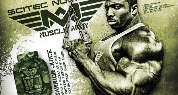 Muscle Army Warrior Juice – Ürün İnceleme