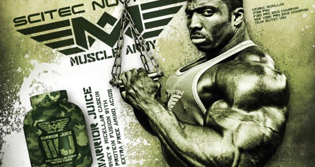 Muscle Army Warrior Juice – Ürün İnceleme