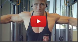 Steve Cook Bodybuilding Antrenmanı