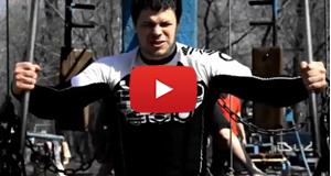 MMA Fighting Sokak Antrenmanı – Dmitriy Melenevskiy
