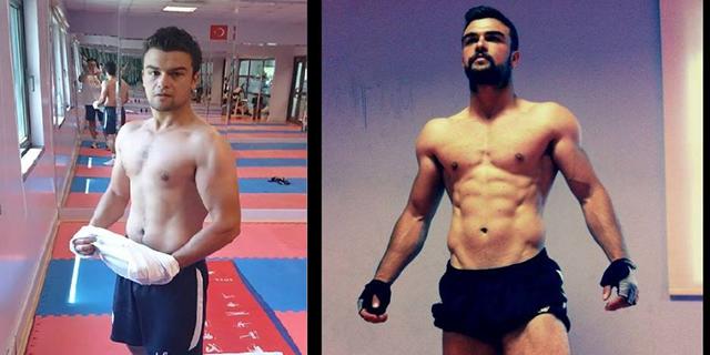 Önce ve Sonra Fotoğrafı – Tarık Turan