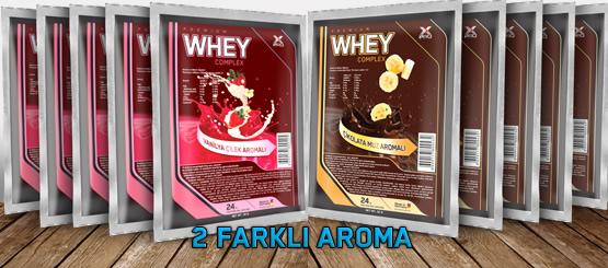Xpro Nutrition Whey Complex Porsiyon Paket – Ürün İnceleme