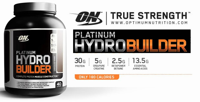 Optimum Nutrition Hydro Builder