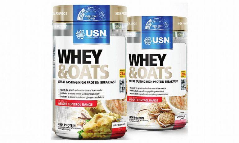 USN Whey & OATS 800 gr Kahvaltı Proteini Video Anlatım