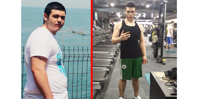 Önce ve Sonra (47 Kilo)  – Sercan Kaya