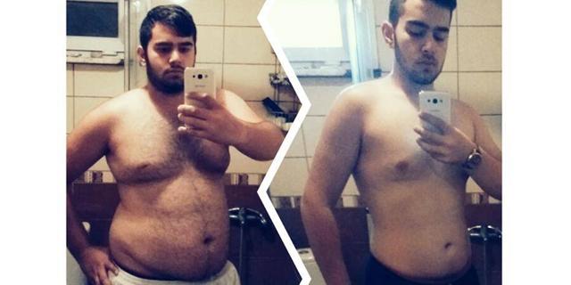 100 Günde 40 Kilo – Altan Artuğ