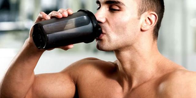 Ramazanda Protein Tozu Kullanımı