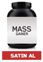 mass gainer, karbonhidrat tozu