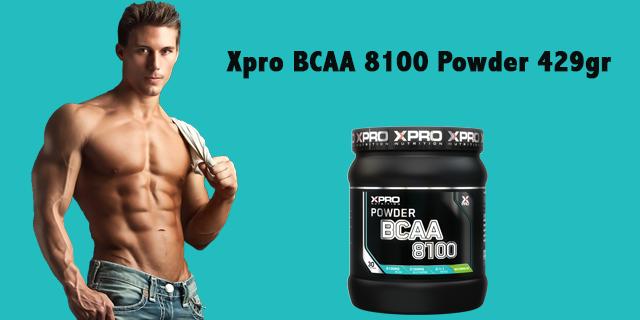 Ürün İnceleme: Xpro Bcaa 8100 Powder